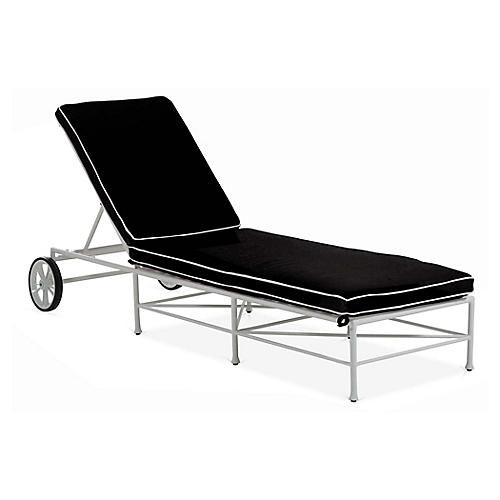 Celia Chaise, Black/White