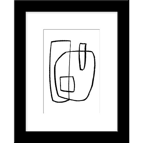 Ilana Greenberg, Abstract Composition