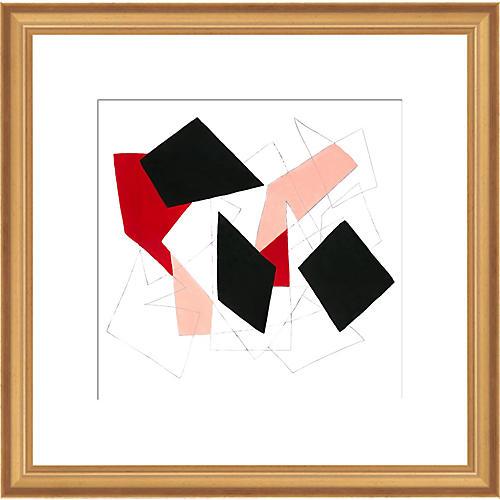 Ilana Greenberg, Fragmented Reality
