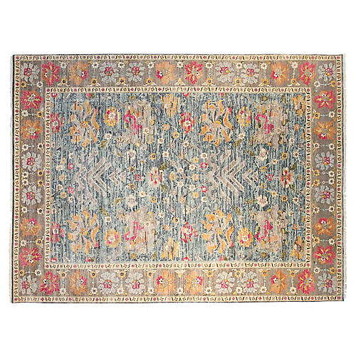 9'x12' Anabel Rug, Coin