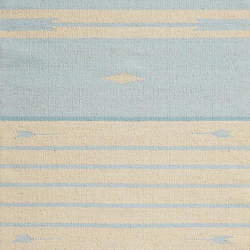 Brentwood Rug, Blue