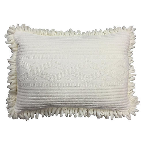 Cloud 14x20 Pillow, Cream