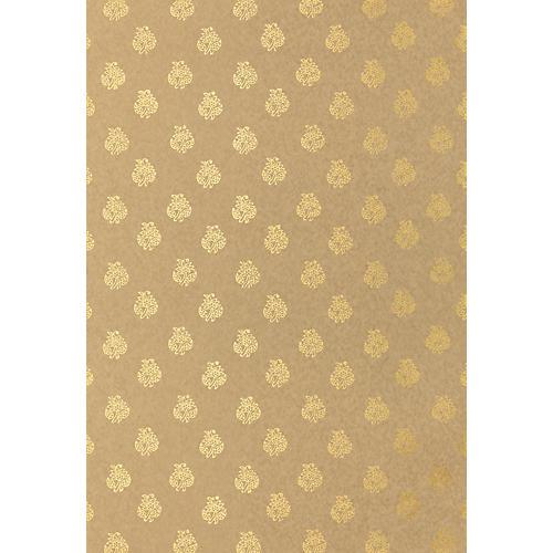 Kaladera Wallpaper, Gilt