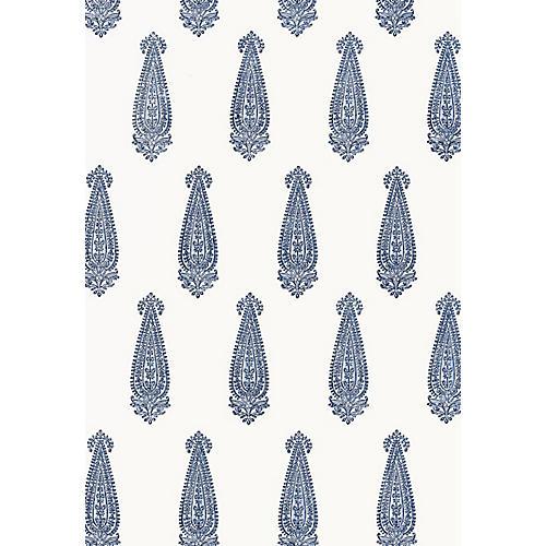 Katara Paisley Wallpaper, Delft