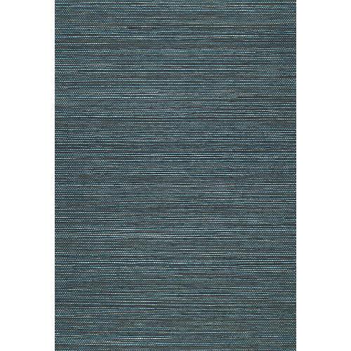 Haruki Sisal Wallpaper, Peacock