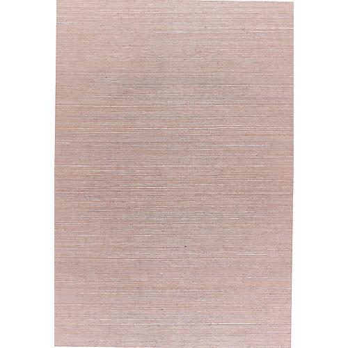 Haruki Sisal Wallpaper, Mauve