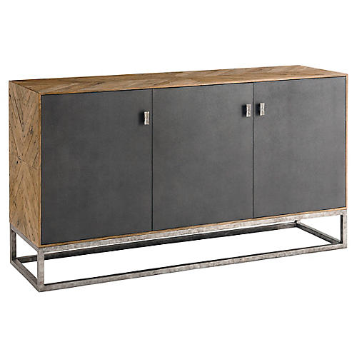 Kemp II Sideboard, Echo Oak