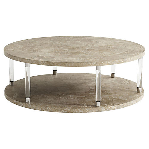 Lucidity Coffee Table, Citadel