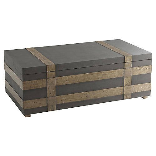 Muniment Coffee Table, Echo Oak