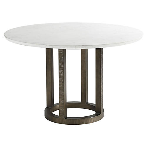 Hermosa Dining Table, Ivory