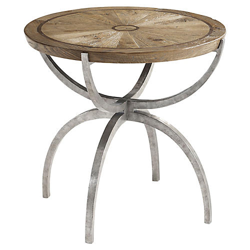 Weston Side Table, Echo Oak