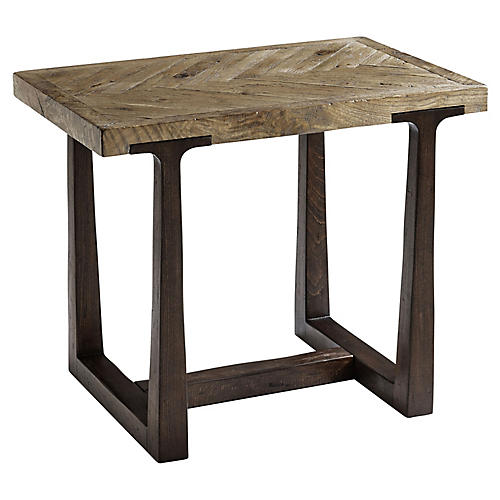 Stafford Side Table, Echo Oak