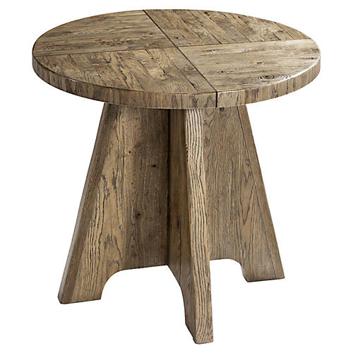 Mill Hill Side Table, Echo Oak