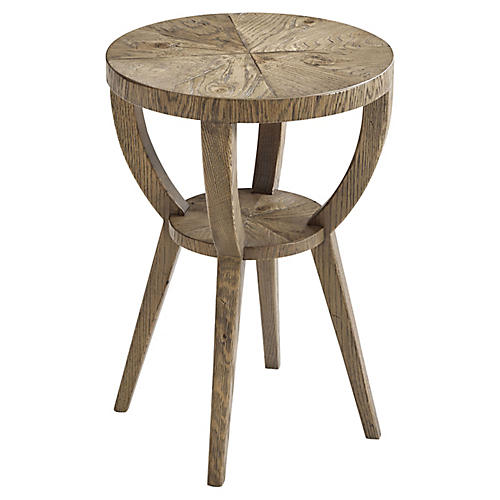 Southfield Side Table, Echo Oak