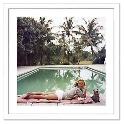 Slim Aarons, Having A Topping Time