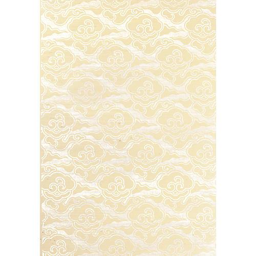 Cirrus Clouds Wallpaper, White