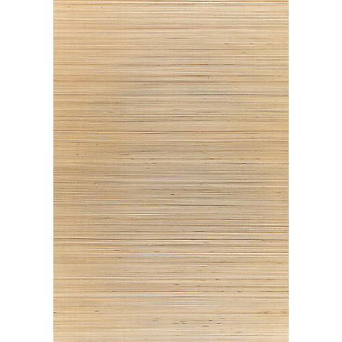Zen Bamboo Wallpaper, Yellow