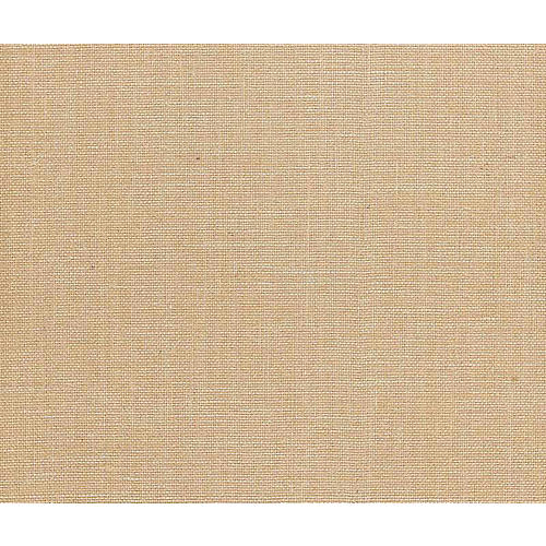 Frosted Burlap Wallpaper, Silver/Natural