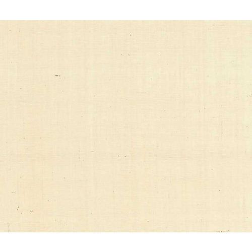 Jute Burlap Wallpaper, Ivory