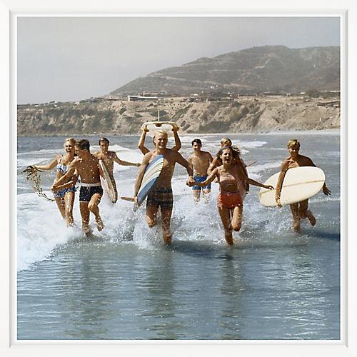 1960s Beach 1, 1960s Beach 1