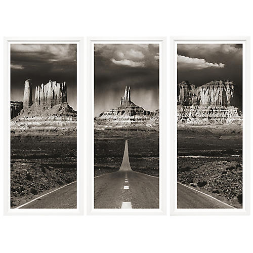 , Grand Canyon Triptych