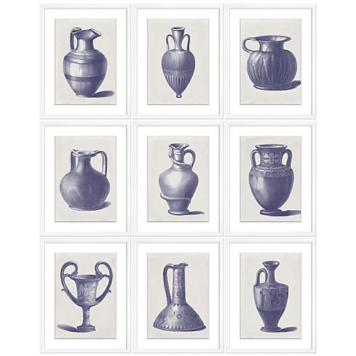 S/9 Vases