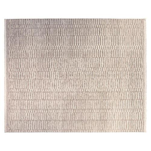 9'x12' Soho Rug, Gray