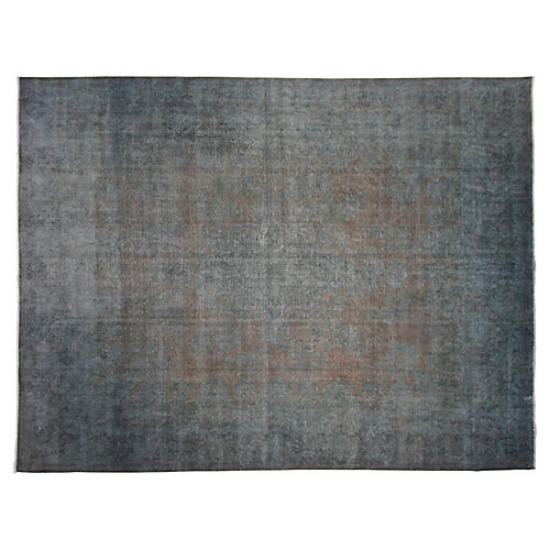 "9'6""x12'6"" Coby Rug, Copper"