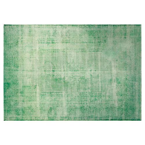 "9'x12'10"" Lindy Rug, Green"