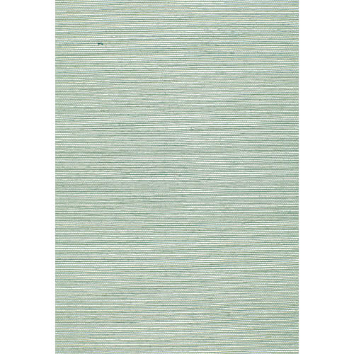 Haruki Sisal Wallpaper, Sea Glass