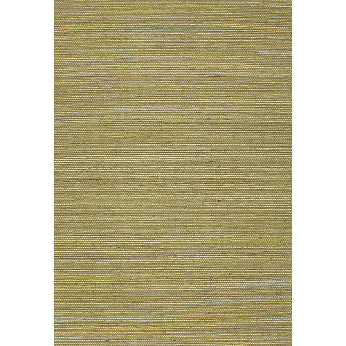 Haruki Sisal Wallpaper, Olive