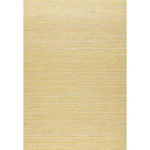 Suwon Sisal Wallpaper, Gold
