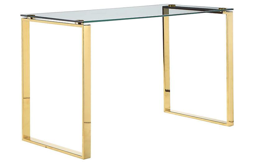 Helen Desk, Gold