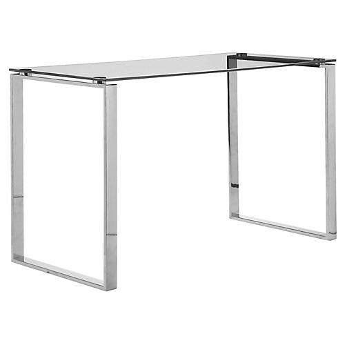 Helen Desk, Silver