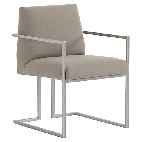 Paxton Armchair, Taupe