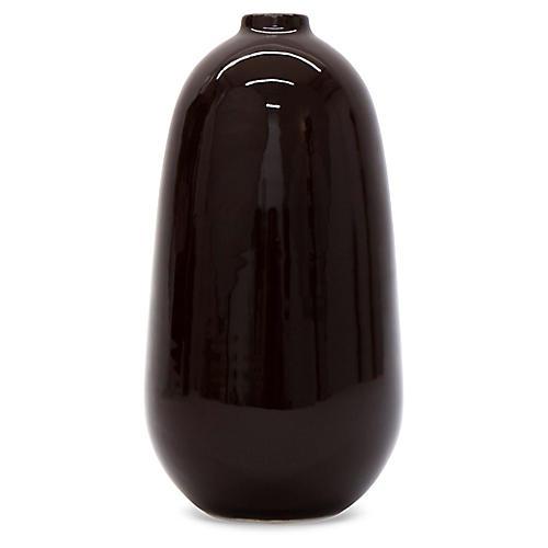"""8"""" Tortola Vase, Sienna"""
