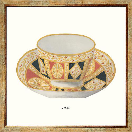 , British Teacups II