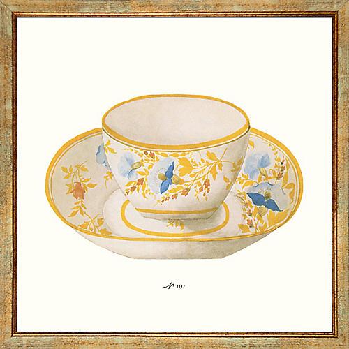 , British Teacups V