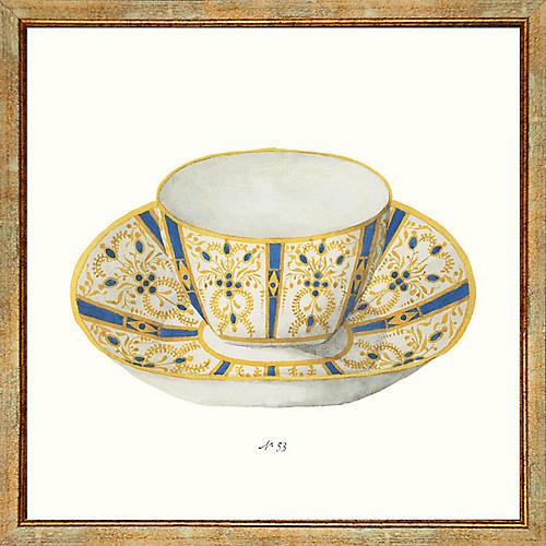British Teacups VI