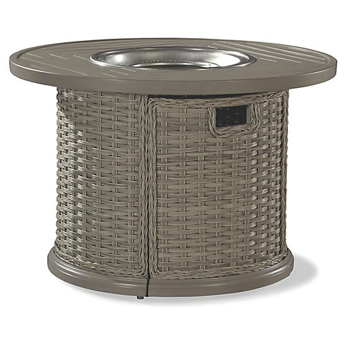 Moraya Bay Fire Pit, Gray