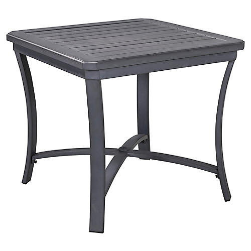 Raleigh Side Table, Black