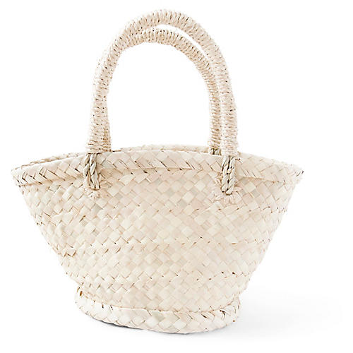 Mini Palm Bag, Natural