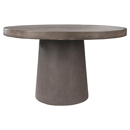 Lapland Dining Table, Gray