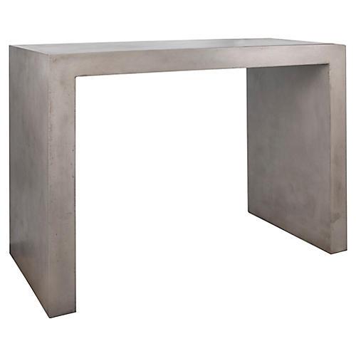 Bergen Side Table, Gray