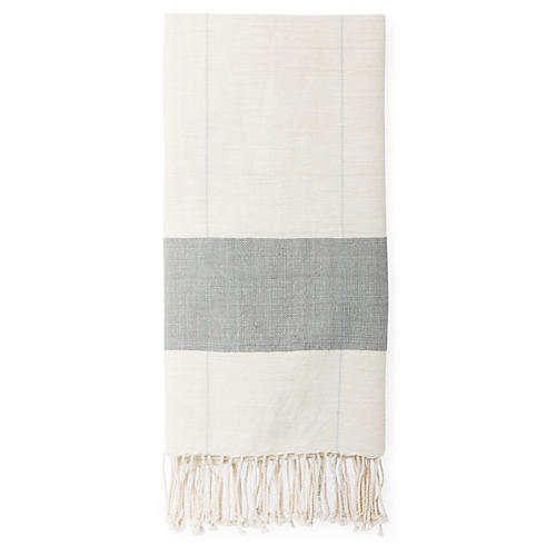 Karo Hand Towel, Sable