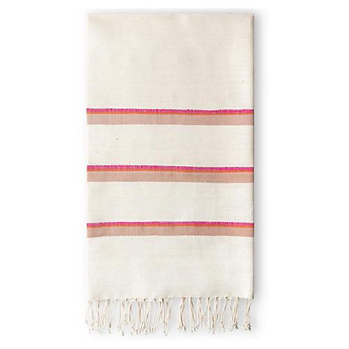 Omo Hand Towel, Cerise