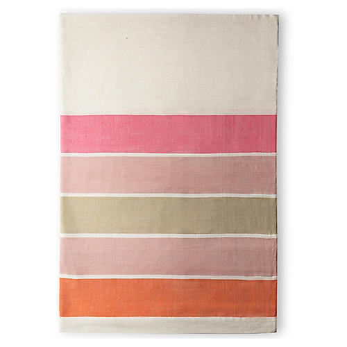 Omo Shower Curtain, Cerise