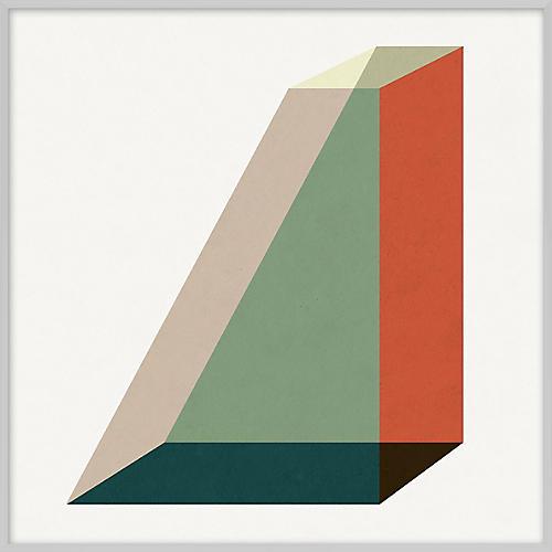 Pastel Geometric II
