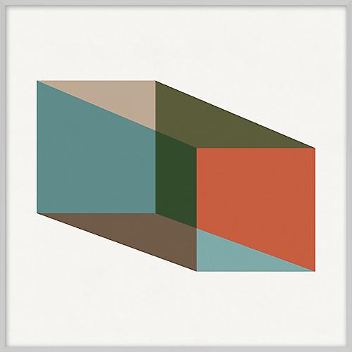 Pastel Geometric XV