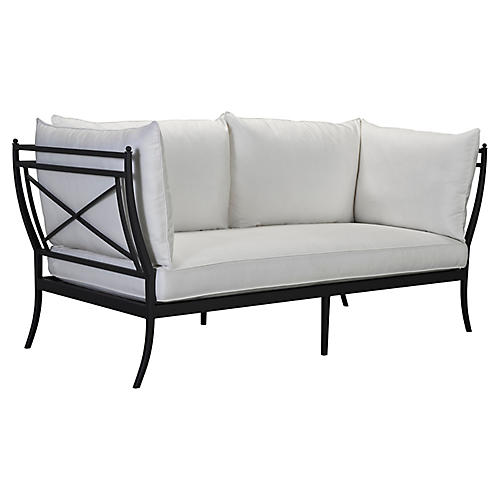 Winterthur Estate Daybed, White